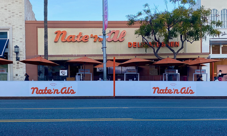 Three Beverly Hills Locations Recognized with Golden Shield