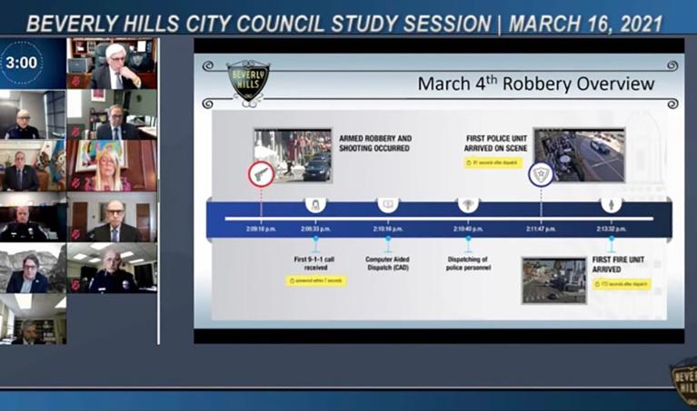 City Council Reviews 911 System