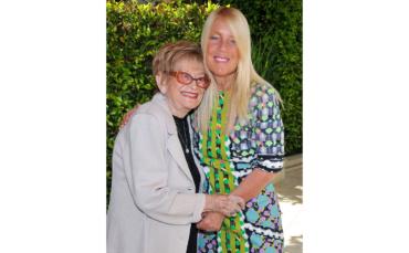 Holocaust Survivor Honored on 97th Birthday