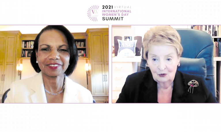 Epic Visionary Women Summit For International Women's Day