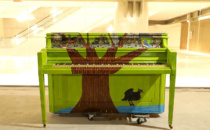 Pianos to Sing for Hope in Beverly Hills this Summer