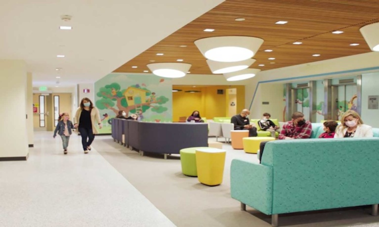 CHLA Opens New Center