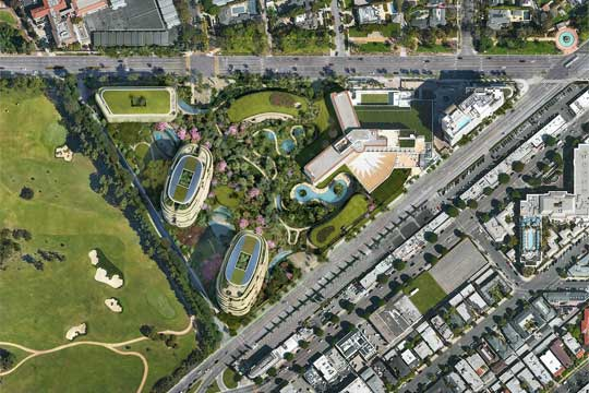 Planning Commission Holds Second Special Meeting on One Beverly Hills Project