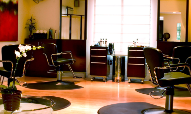 Beverly Hills Salon Owners Welcome  Orange Tier