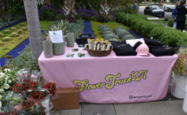 Flowers for a Good Cause in Beverly Hills