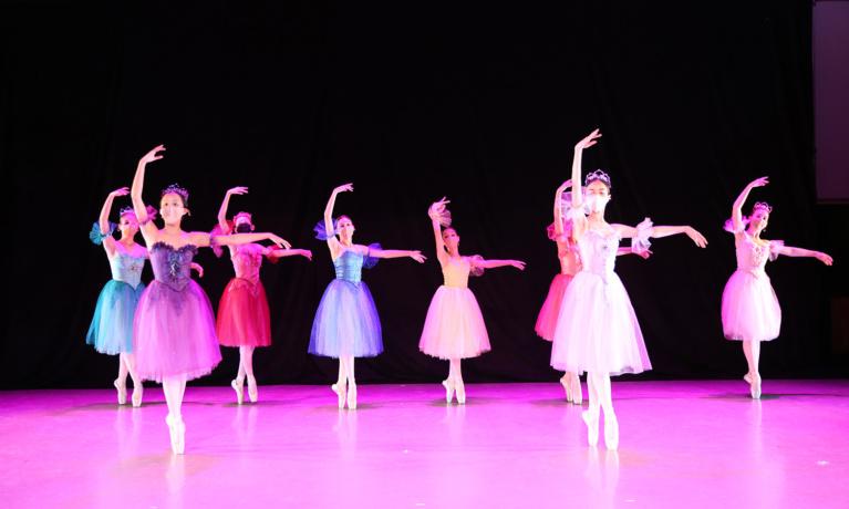 Beverly Hills Students Perform in Westside Ballet Workshop