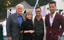 Josh Flagg Throws a Beverly Hills Bash to Honor Nikki Haskell