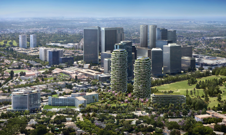 One Beverly Hills Project Moves Forward in City Council