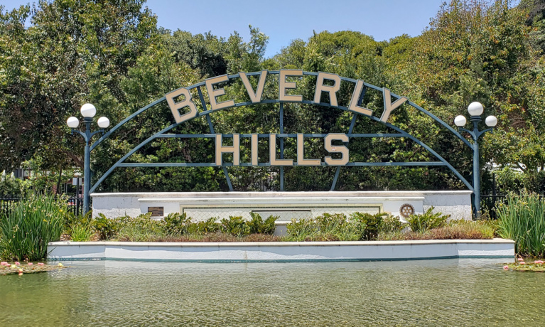 Complete Streets Plan for  Beverly Hills Gets Green Light