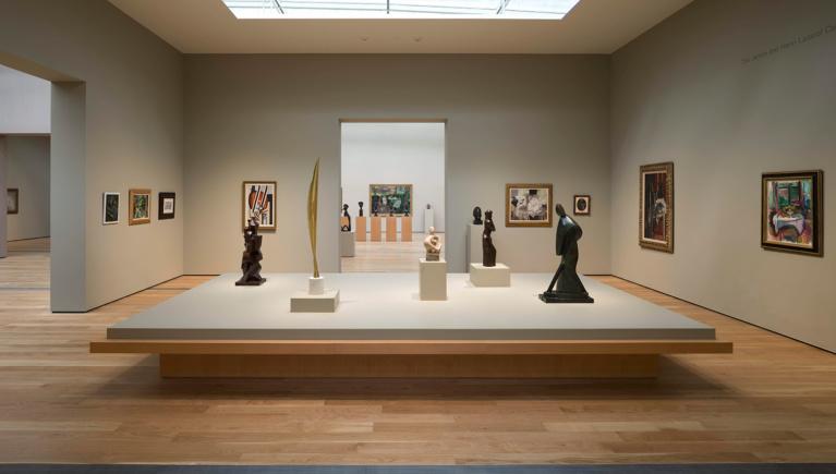LACMA Modern Art Returns