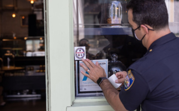 Small Businesses in Beverly Hills Express Security Concerns