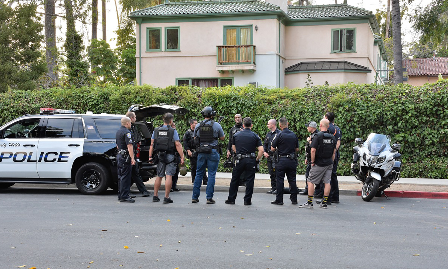 Beverly Hills Hit With Two  Violent Crimes June 15
