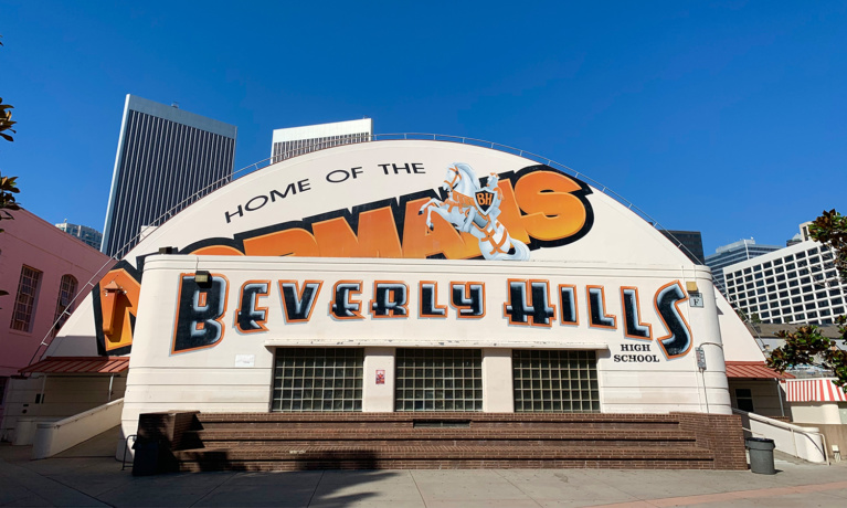 Class of '21 Has Cause to  Celebrate in Beverly Hills