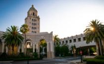 Beverly Hills City Hall Tower Retrofit Underway