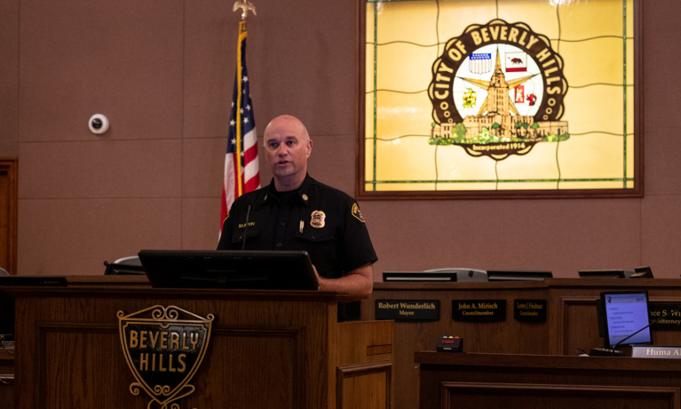Beverly Hills Releases Sweeping Wildfire Assessment