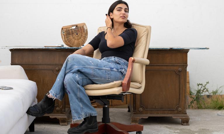 Piano Profiles: Yalda Sepahpour