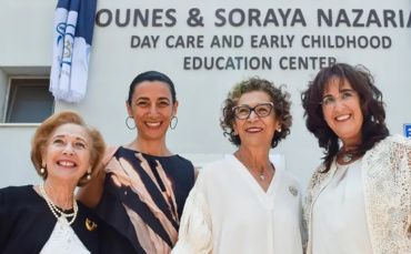 Amanda Foundation Spreads Love in Beverly Hills