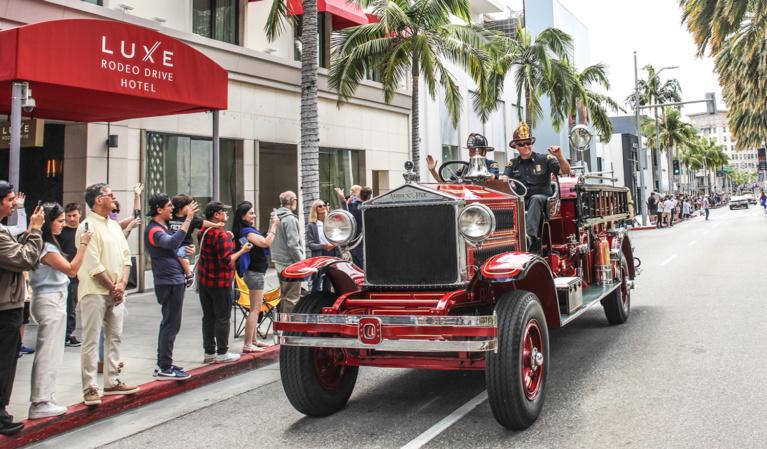 Service Spotlight: The Beverly Hills Firefighters' Association