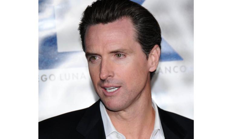 Newsom Recall Effort in  Beverly Hills