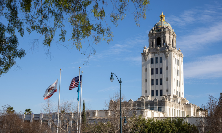 Beverly Hills Reveals City Employee Vaccination Rates