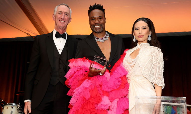 Emmy Pre-Party Honors Billy Porter