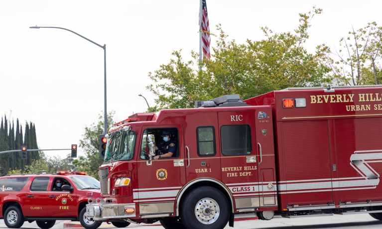 A Fourth of BHFD Firefighters Seek Vaccine Exemptions