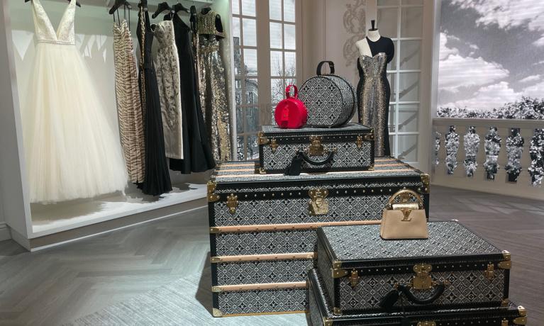 Louis Vuitton Shows Off its Savoir Faire