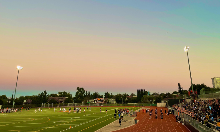 Support Beverly Hills High at Friday Night Football