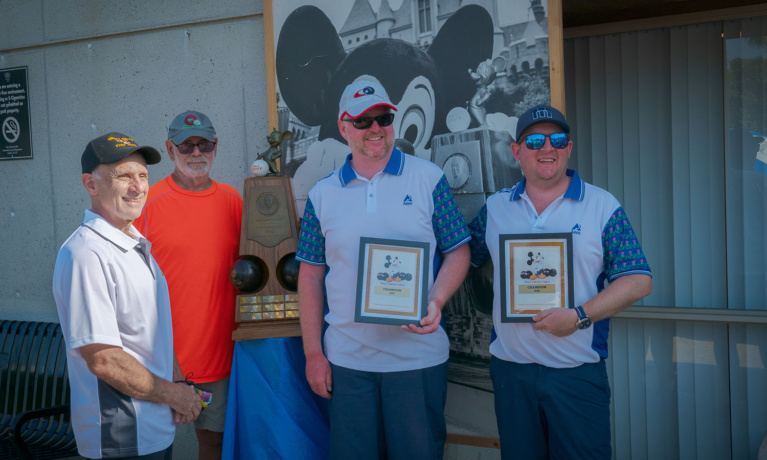 Beverly Hills Lawn Bowling Club Disney Tournament Winds Up