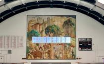 Fate of Swim Gym Mural  Discussed at Meeting