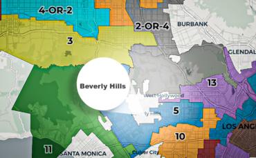 Beverly Hills Commissioner to Speak at UCLA Seminar