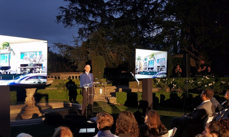 Mayor Delivers Beverly Hills State of the City Speech